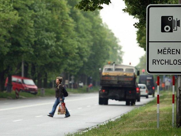 Chodci nerespektují přechody nebo vstupují na přechod bez rozhlédnutí