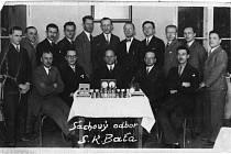 95 let šachu ve Zlíně.