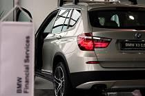 Premiéru ve Zlínském kraji zažil v pátek 19. listopadu nejnovější vůz značky BMW X3.