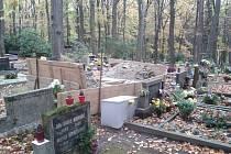 Lesní hřbitov ve Zlíně