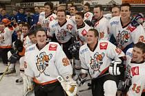 Hokejisté UTB ve Zlíně porazili Helsinky 9:0