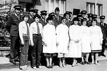 Československý červený kříž. V roce 1928 byla v obci Veselá založena místní skupina ČK. Zásluhu na tom měli manželé Bednaříkovi, kteří jako funkcionáři pracovali až do roku 1964. Až do roku 1992 členskou základnu v průměru tvořilo 80 členů.
