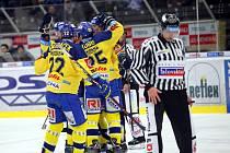 hokej PSG Berani Zlín  - HC Energie Karlovy Vary