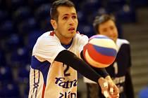 Libero zlínské Fatry Miroslav Bláha vyhrálo v Barceloně univerzitní mistrovství světa volejbale
