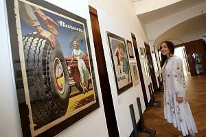Výstava Ženy a jiná dobrodružství Bohumila Konečného, Zlínský zámek