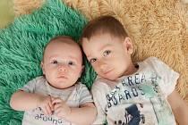 Aleš Jurek, první miminko ve Zlínském kraji za rok 2017
