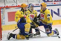 Finálový zápas zlínských juniorů se soupeři z Karlových Varů Moravané prohráli.