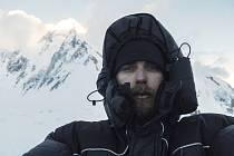 Ivo Repčík. V prvním výškovém táboře C1. Expedice trvala 48 dní.