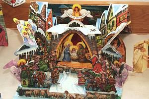 Výstava betlémů v Brumově-Bylnici