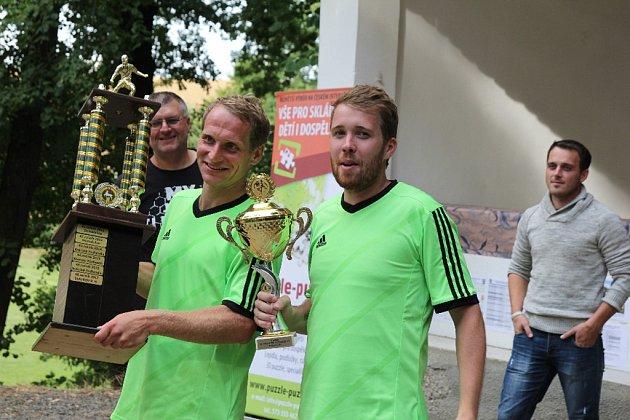 O pohár zemské osy v Mrlínku 2017