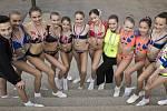 Členové MV TEAM UTB Zlín získali ve Švýcarsku hned třináct medailí.