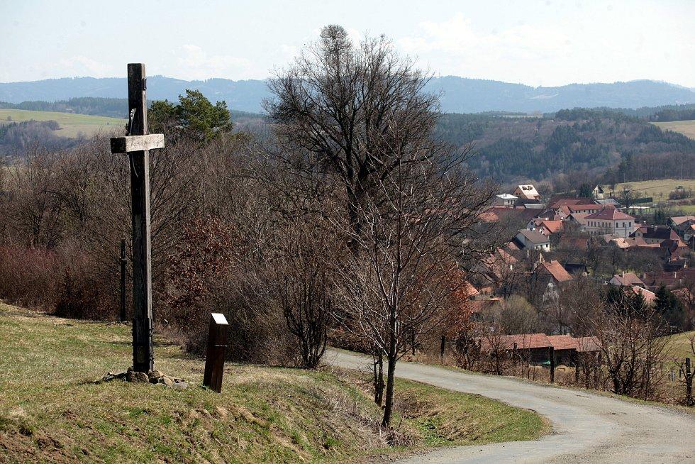 Křížové cesty ve Zlínském kraji: Vysoké Pole.
