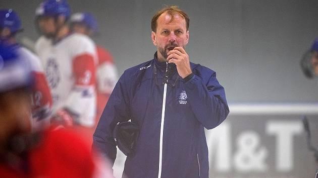 Rostislav Vlach promluvil také o zrušeném World Hockey Challenge.