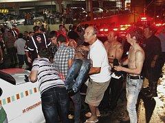 Tragédie na brazilské diskotéce