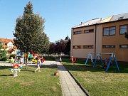Nové dětské hřiště v obci Štítná nad Vláří-Popov