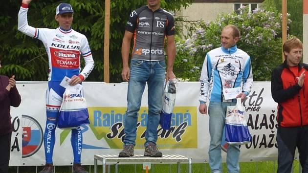 Karlovický Pepi maraton M. Janota třetí