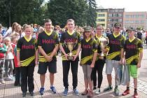 O putovní pohár primátora města Zlín
