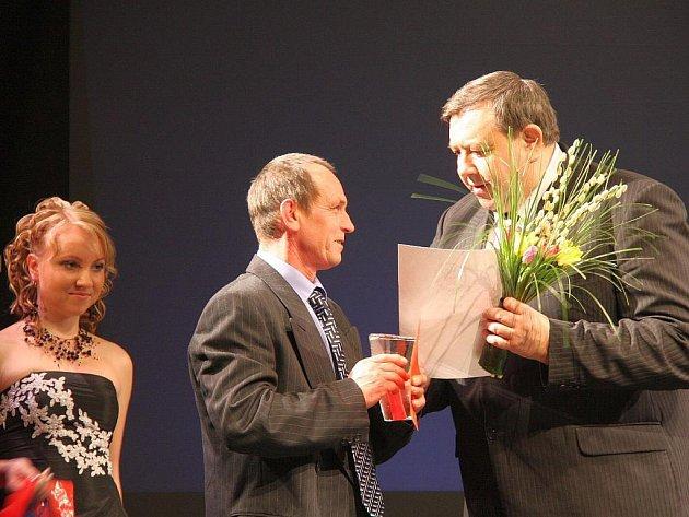 Slavnostní předávání ceny Salvator 2009.