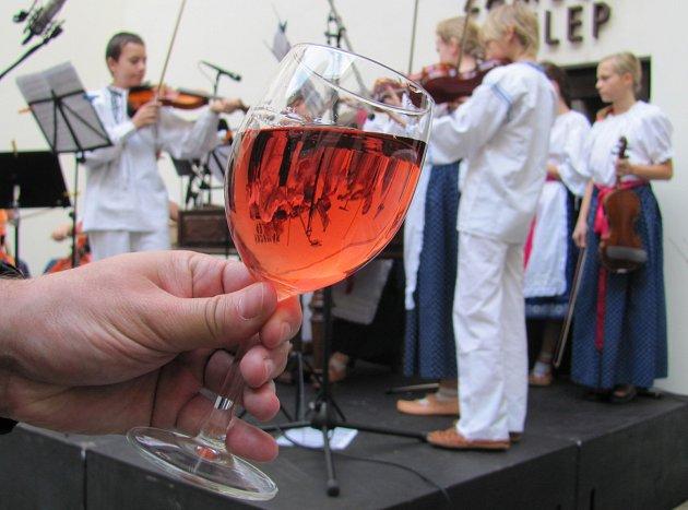 Slavnosti vína.