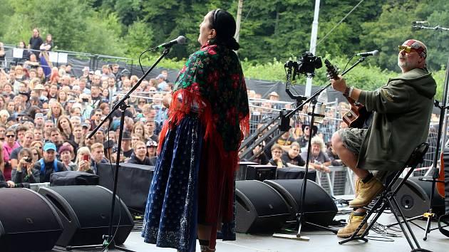 Masters Of Rock 2017. Fleret a Zuzana Šuláková