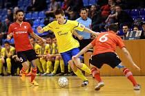 UTB futsal team Zlín. Ilustračné foto