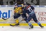 Hokejisté Zlína ve 45. kole extraligy vyzvali Liberec