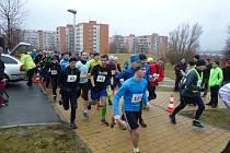 Běh Jižními svahy ve Zlíně 2016