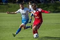 MSFL, FC Viktoria Otrkovice, Adam Jasenský (v modro-bílém)