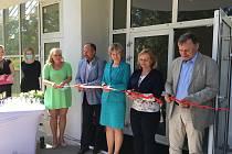 V prostorách zdravotnické školy v Broučkově ulici byl otevřen Denní stacionář Zlín.