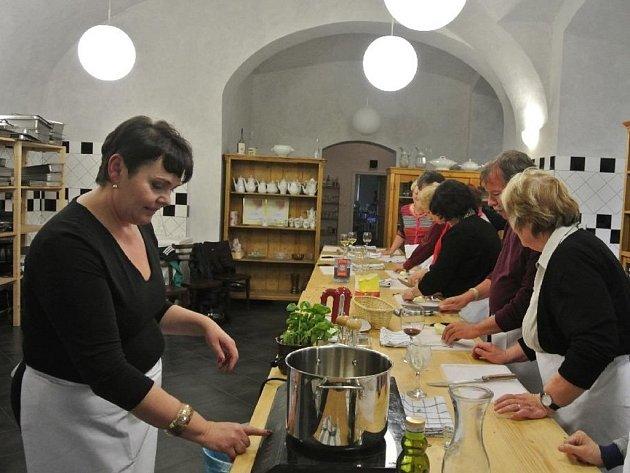 Institut znovu nabídne kurzy vaření
