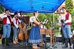 6. Dětský folklorní festival Fryšták - Kašava se konal v pátek 16. června a v sobotu 17. června 2016 ve Fryštáku.
