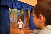 Andělé na vizovickém zámku