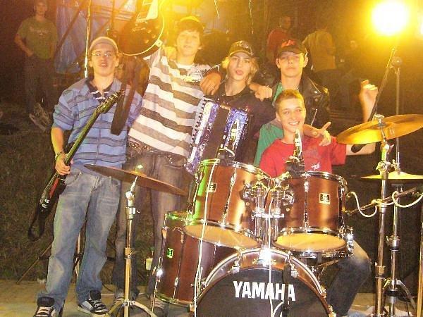 Rozjetý zips: dobře rozjetá kapela