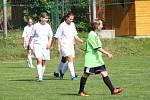 krajský fotbalový přebor žen Holešovské holky - Uherský Brod