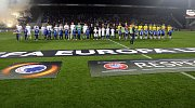UEFA liga  FC Zlín -  FC Kodaň