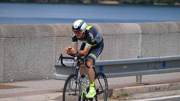 cyklista Ivo Odvárka