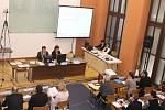 Ve Zlíně se dnes konalo ustavující zastupitelstvo.