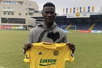 Guinejský záložník Cheick Oumar Conde