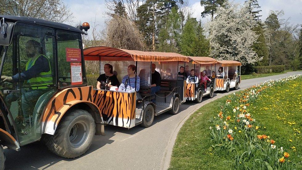 První máj v Zoo Zlín