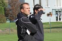 Marek Hábl, šéftrenér zlínské mládeže.