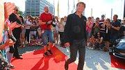 Pavel Kříž na filmovém festivalu ve Zlíně