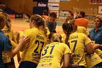 HC Zlín - DHC Plzeň MOL liga