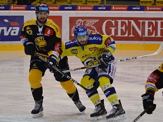 Hokejová extraliga: Litvínov - Zlín