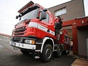 Hasičský záchranný sbor Zlínského kraj  vyprošťovací vůz VYA - S1
