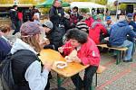 V Otrokovicích se na tamním náměstí konal v sobotu 17. října 2015 první Farmářský den. Jednalo se v podstatě o jeho nultý ročník, zájem mezi lidmi však byl velký. Akci si nenechaly ujít stovky lidí.