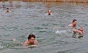 Otužilci si mohou v neděli zaplavat v ledové Živé vodě