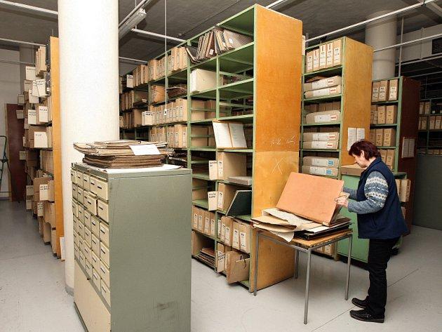 Archiv Baťů.
