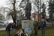 socha T. G. Masaryka