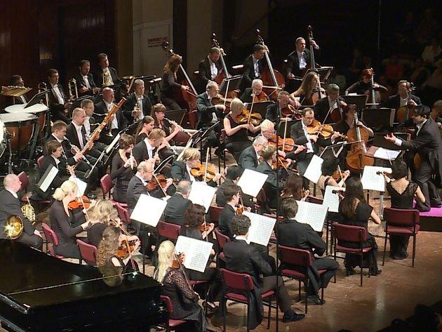 Filharmonici v Bombaji