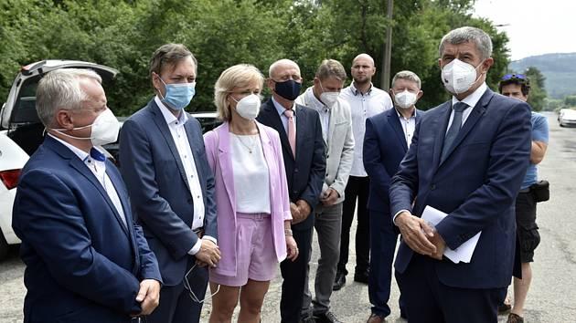Sněmovna schválila zákon o odškodnění za výbuchy ve Vrběticích